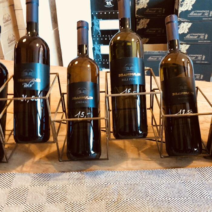 2brandulin wines bewines