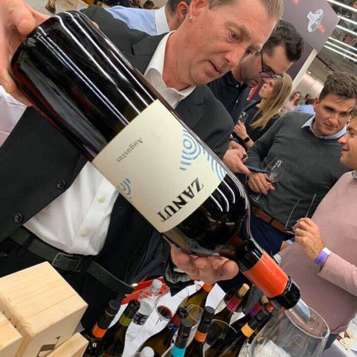 2zanut wines bewines