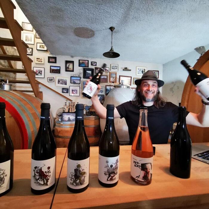 3fedora wines bewines