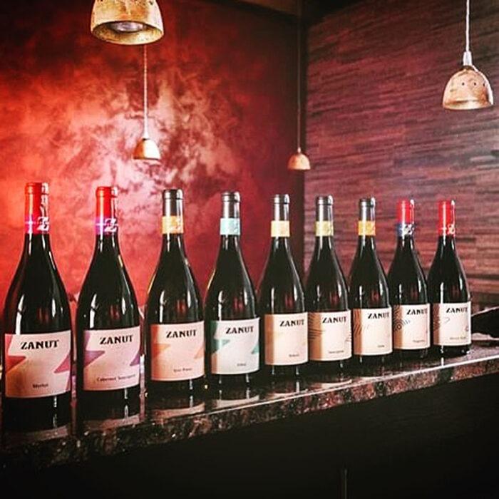 3zanut wines bewines