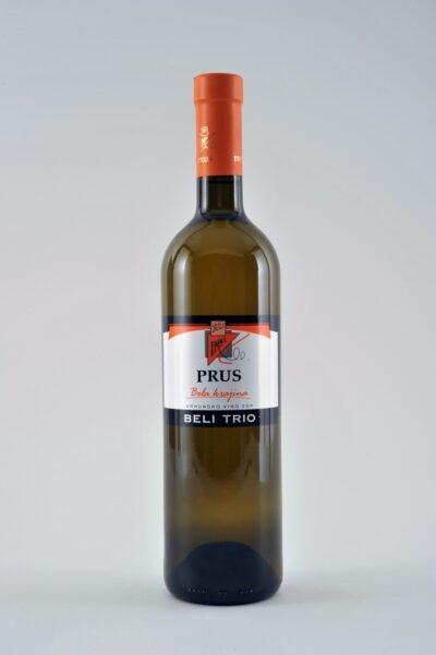 beli trio prus be wines