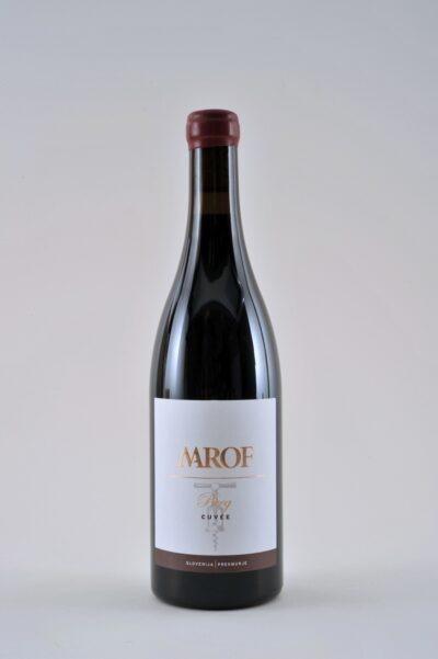 breg cuvee red marof be wines