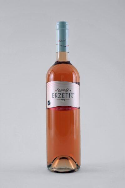 damski rose erzetic be wines