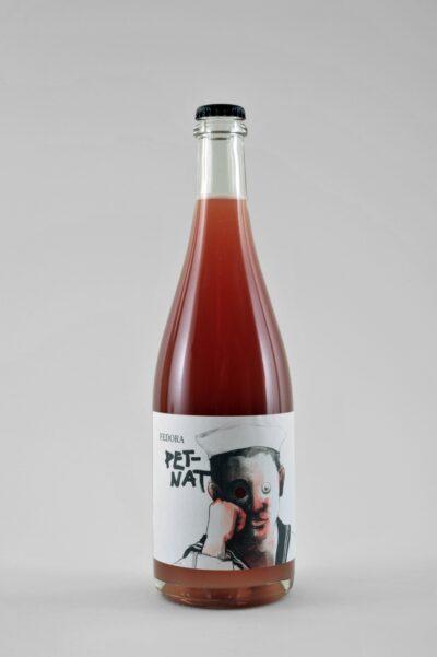 pet nat rose fedora be wines