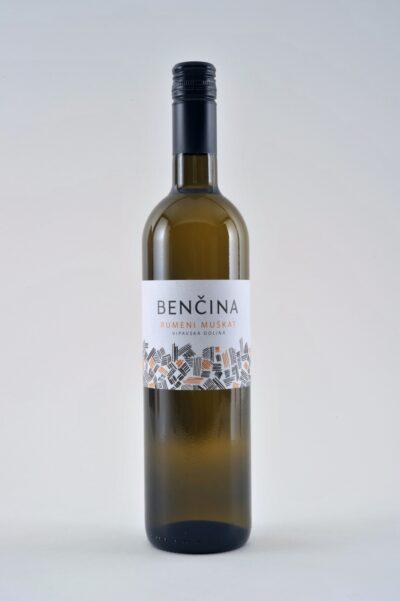 rumeni muskat bencina be wines