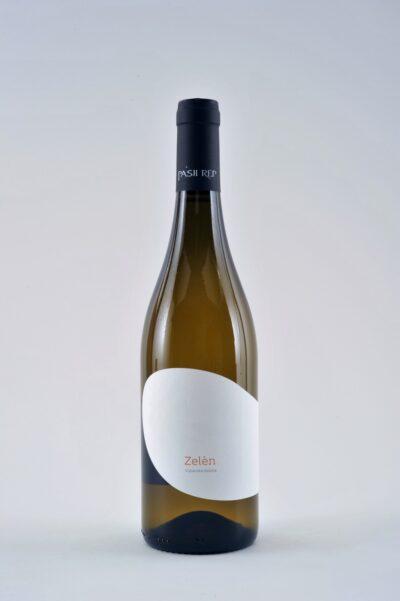 zelen pasji rep be wines