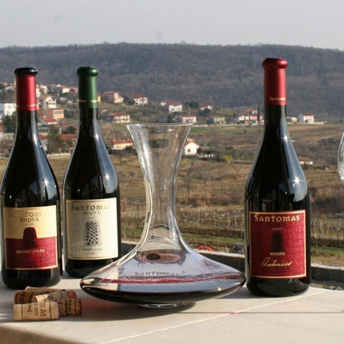 2santomas wines bewines