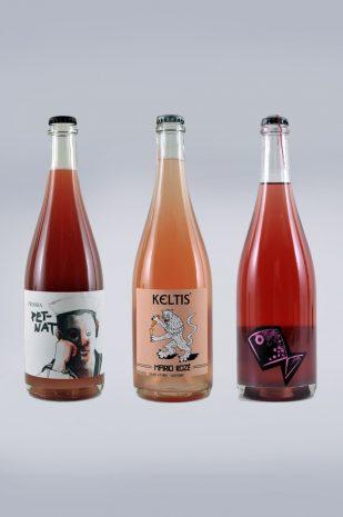 PET NAT ROSE WINE 3 COMBO PACK No1 Bewine