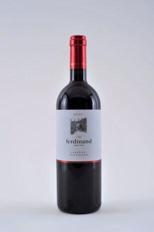 cabernet sauvignon ferdinand be wines