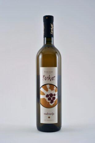 malvazija stekar be wines