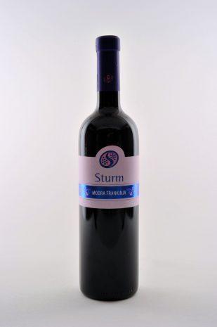 modra frankinja sturm be wines