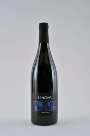 pinot noir bencina 2017 be wines
