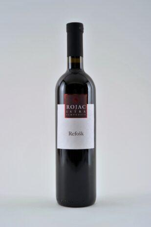 refosk rojac be wines
