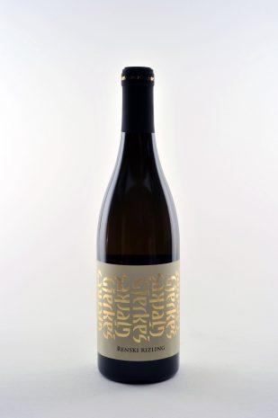 renski rizling gjerkes be wines