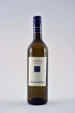renski rizling kupljen be wines
