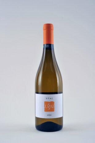 zelen ussai be wines